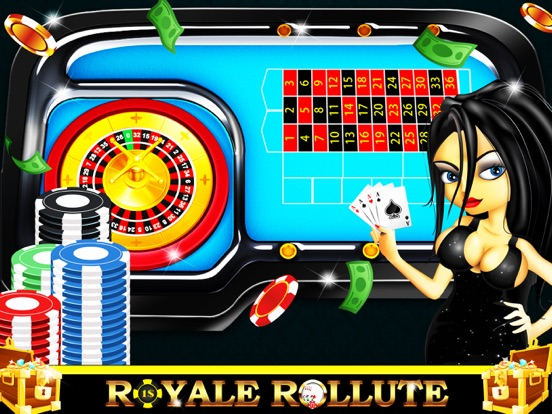 Royal Roulette, New Fortunes Скриншоты6