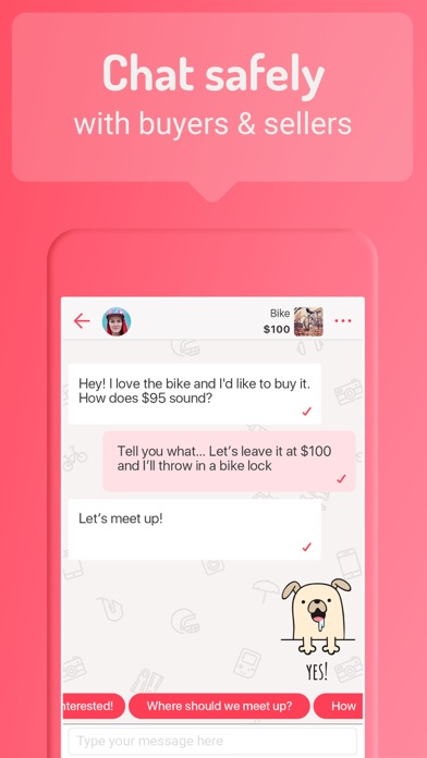 download letgo: Buy & Sell Secondhand apps 1