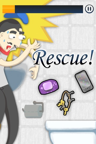 Toilet Time - Mini Games screenshot 3