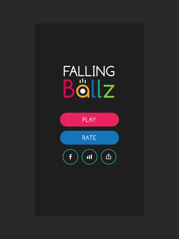 Screenshot 5 Falling Ballz