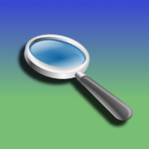 Magnifying Glass Lite iOS App