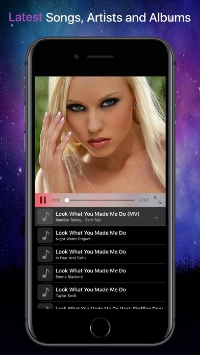 Fm Music 無制限 オフライン 音楽アプリ screenshot1