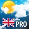 Прогноз погоды для UK Pro