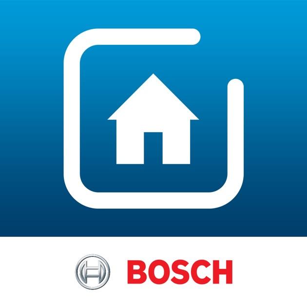 bosch smart home dans l app store. Black Bedroom Furniture Sets. Home Design Ideas