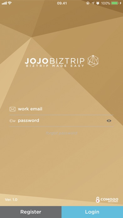 download Jojo Biztrip appstore review