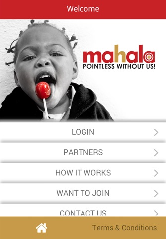 Mahala Loyalty screenshot 1