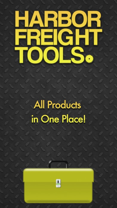 Harbor Freight Tools App screenshot 1