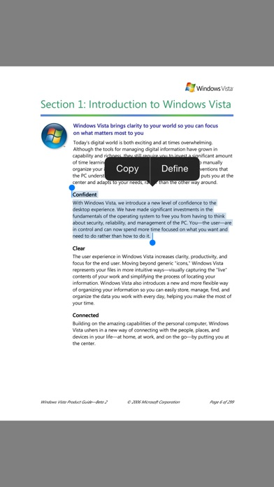 DjVu Reader Pro Screenshots
