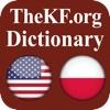 KF Eng Polish Dictionary
