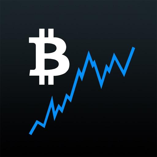 Bitcoin Ticker iOS App