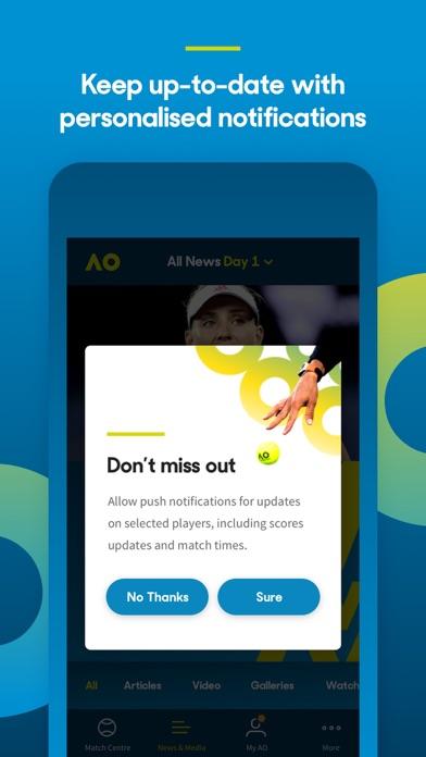 download Australian Open Tennis 2018 apps 4
