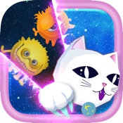 Space cut monster kittens game