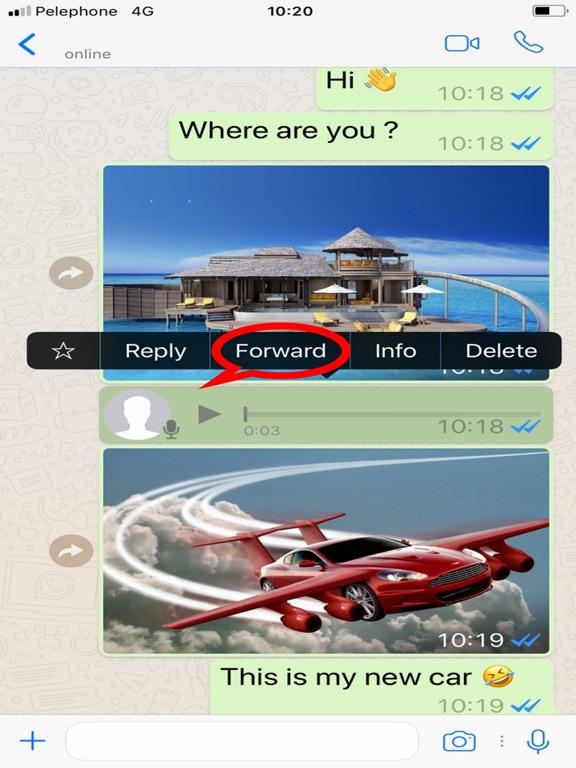 Spiko for Whatsapp Screenshots