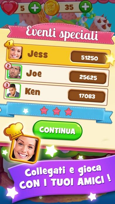 Screenshot of Cookie Jam - Match-3 Giochi4