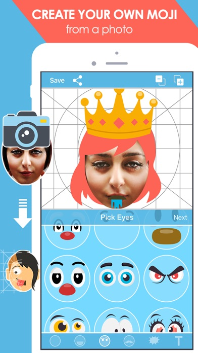 Face Moji Creator Screenshots