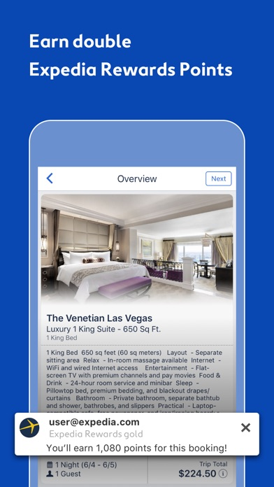 download Expedia: Hotels, Flights & Car apps 4