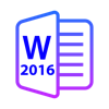 Easy To Use! For MS Word 2016