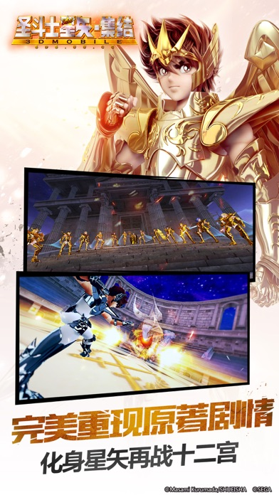 圣斗士星矢-集结