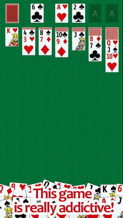 Klondike Solitaire PRO! screenshot1