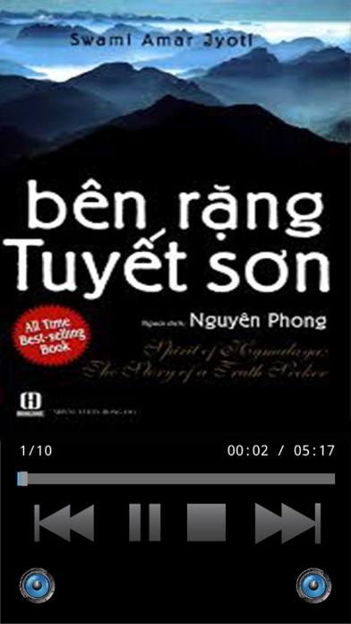 Bên Rặng Tuyết Sơn - Sách nói screenshot 1