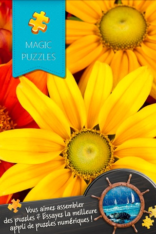 Magic Jigsaw Puzzles screenshot 1