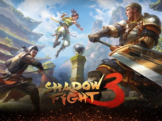 Screenshot 5 Shadow Fight 3