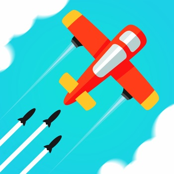 Man Vs. Missiles app for iphone