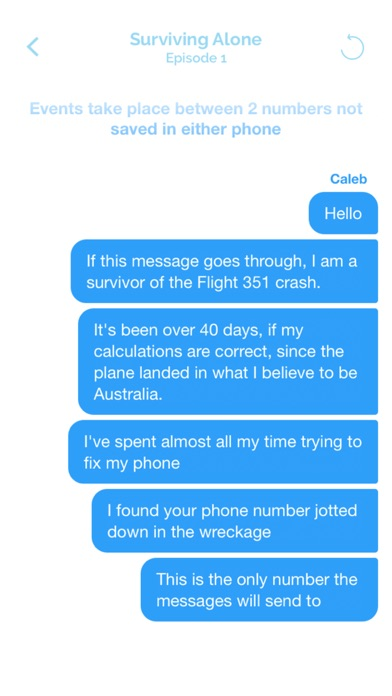 Lure: Read Chat Fiction screenshot 4