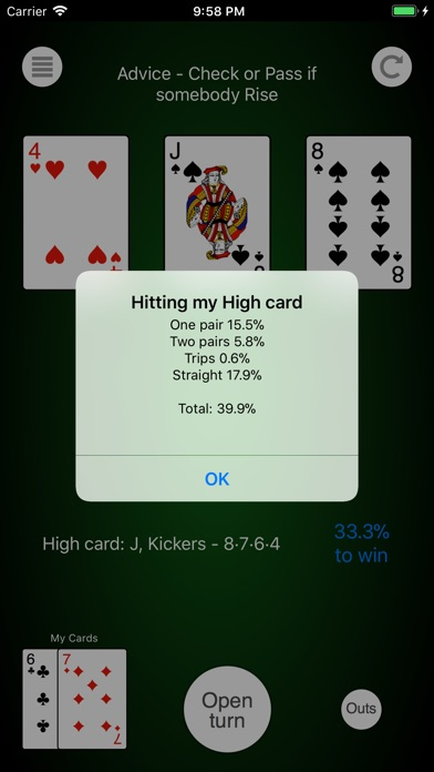 Poker training app ios