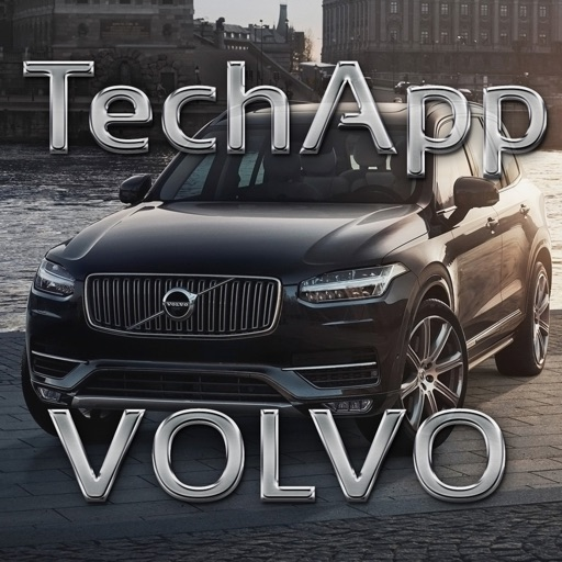 TechApp для Volvo