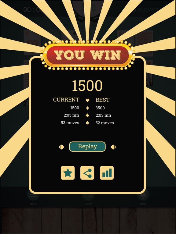 Solitaire Diamond Card Game screenshot 10