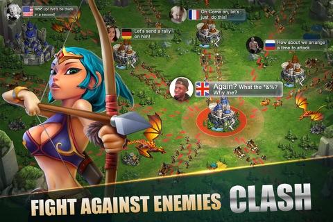 Call Of War: Golden Age Again screenshot 2