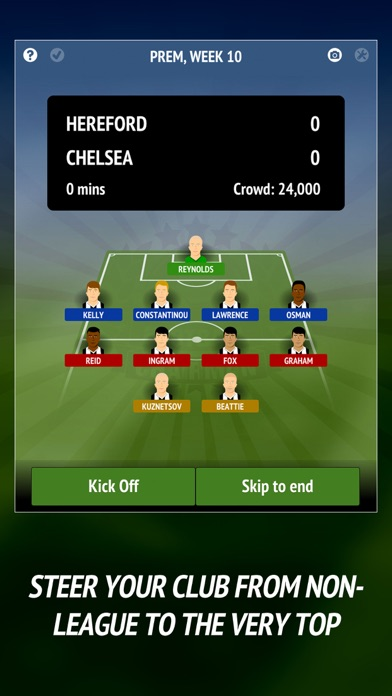 download Football Chairman (Soccer) apps 1