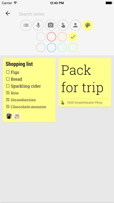 download Google Keep apps 1