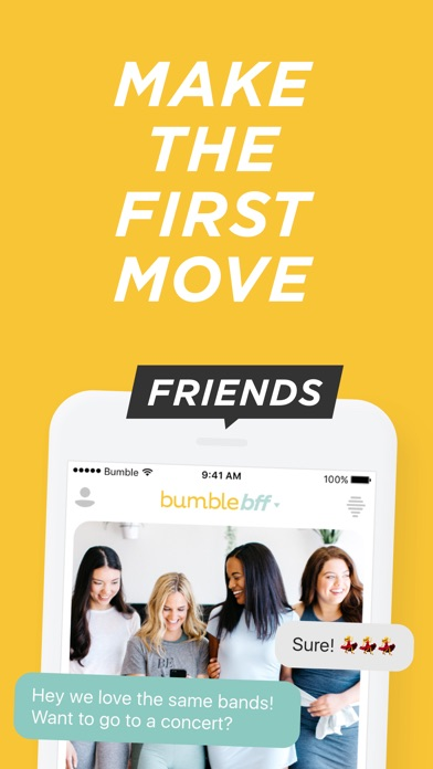 download Bumble - Meet New People appstore review