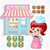 Sweeties Shop Match 3