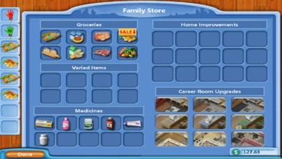 Screenshots of Virtual Families Lite for iPhone