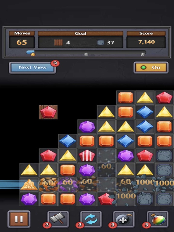 Jewelry Match Puzzle Скриншоты7