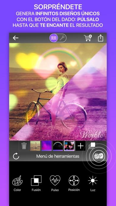 download Werble: el animador de fotos apps 3