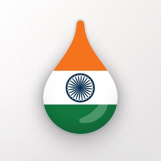 Drops: Impara lingua hindi