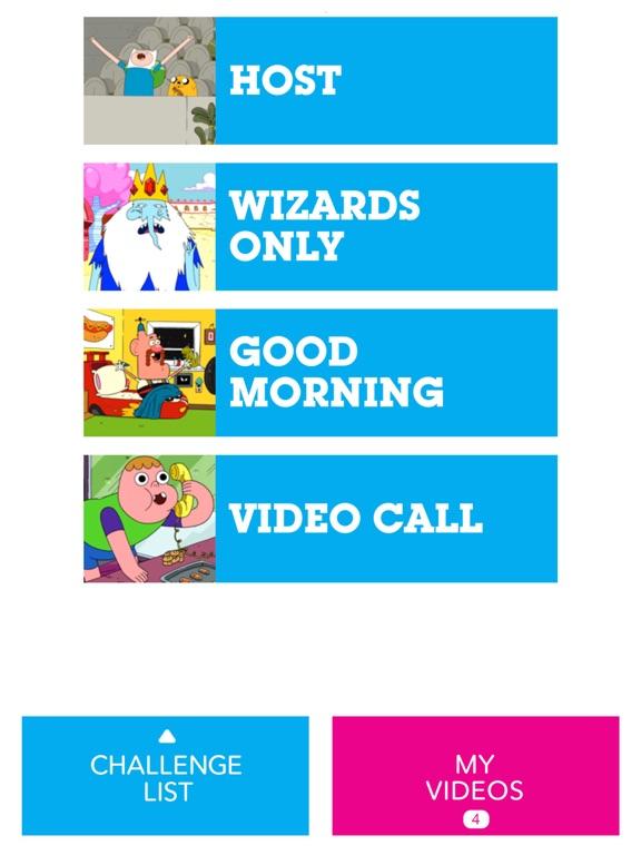 CN Sayin' tablet App screenshot 2
