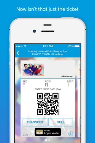 Ticketmaster screenshot 4
