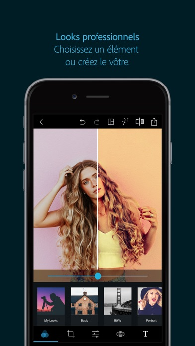 download Adobe Photoshop Express:Editor apps 4