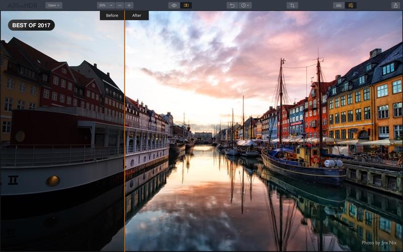 Aurora HDR 2018 Screenshots