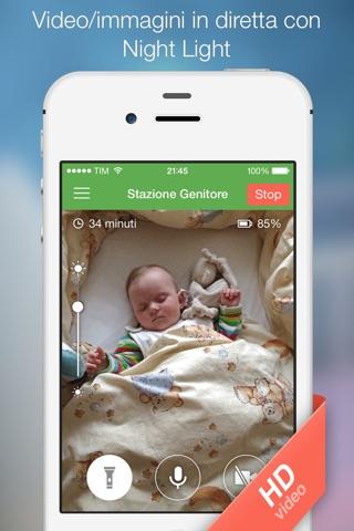 Baby Monitor 3G screenshot 2