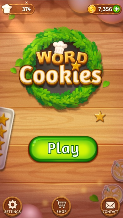 Screenshot for Word Cookies! in United States App Store