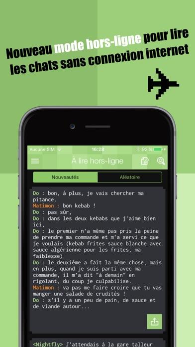 DansTonChat (BashFr)Capture d'écran de 4
