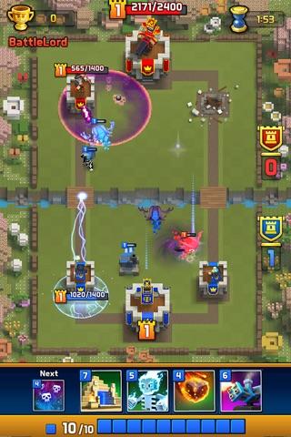 Great Royale Wars - Clash of Block screenshot 2