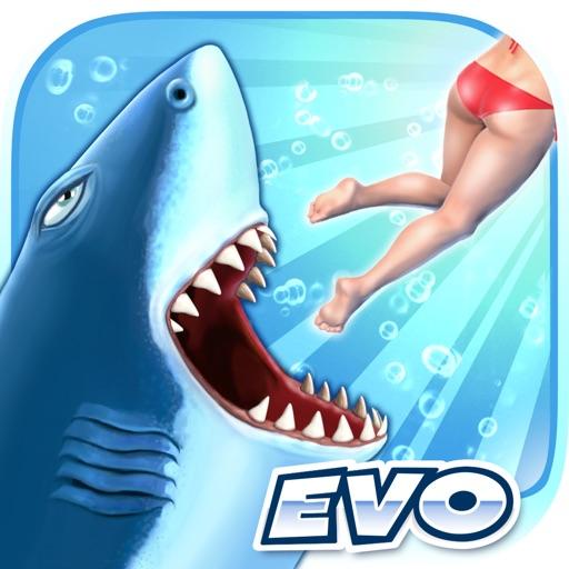 饥饿的鲨鱼进化版