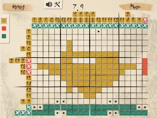 Игра Японские Кроссворды